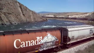 Catching Out Kamloops to Vancouver (Freight Train Hopping Canada)