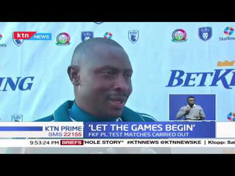 Bidco united beats Kariobangi Sharks 1-0 in a friendly match