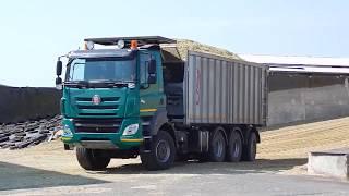 Tatra Phoenix 8x6 Fliegl