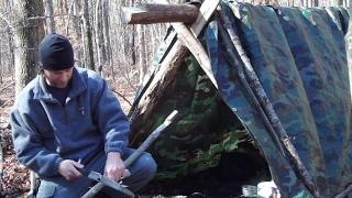 Mac's Multi Use Bushcraft Survival Shelter