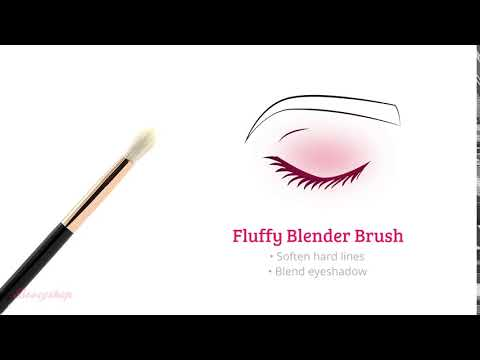 Boozyshop Boozyshop Ultimate Pro UP22 Fluffy Blender Brush