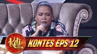 Masukan Dari Master Bertha Untuk Delima Memang Paling JOSS - Kontes KDI Eps 12 (21/8)