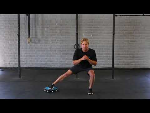 Squat Lateral Lunge