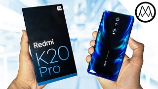Xiaomi Redmi K20 Pro UNBOXING and REVIEW!