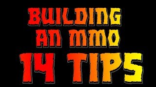 14 Tips for building an MMO - Unity3D