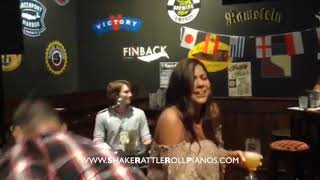 Shake Rattle & Roll Dueling Pianos - Video of the Week - Marriage Proposal!!!