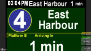 [OpenBVE] Airport Express Line-East Harbour Bound (STARIS)