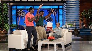 Ellen Gives High School Seniors an Unforgettable College Surprise
