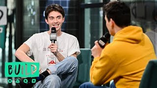 "Greyson Chance Clarifies Why ""portraits"" Is His Debut Album"