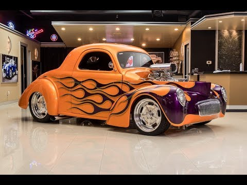 1941 WIllys Street Rod For Sale