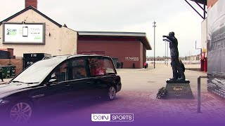 Ian St John given final farewell at Anfield by Kenny Daglish & mourners