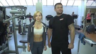 Ростов фитнес project: тренировка на дельтовидные мышцы