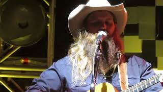 Chris Stapleton Tom Petty Cover Learning To Fly Tampa Florida November 10, 2017
