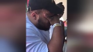 10-Year-Old Boy Brings Stepdad to Tears With Adoption Proposal