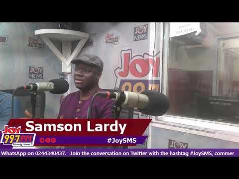 Journalist Brutality - #JoySMS on Joy FM (31-10-18)