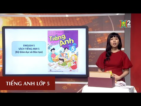 MÔN TIẾNG ANH - LỚP 5 | UNIT 13: WHAT DO YOU DO IN YOUR FREE TIME?- LESSON 2 | 20H30 NGÀY 02.04.2020