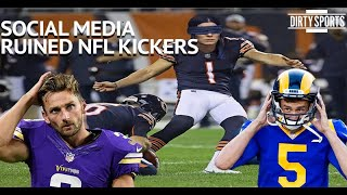 Why Social Media Has Ruined NFL Kickers