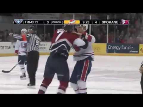 Ethan McIndoe vs. Brendan O'Reilly