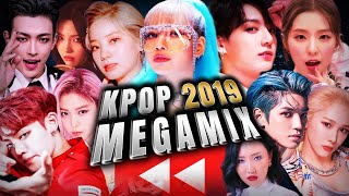 'Tha K POP 2019' Ultimate MEGAMIX MASHUP Of 74 Songs | Year End