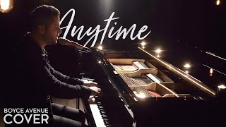 Anytime - Brian McKnight (Boyce Avenue piano acoustic cover) on Spotify & Apple