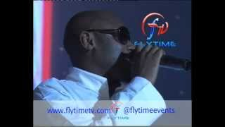 Flytime TV: 2face Live Concert performing One Love