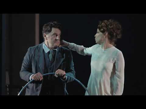 «Дядя Ваня». Театр имени Моссовета в Германии