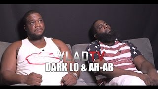 Dark Lo: I Gained Respect for Meek After He Called AR-Ab Out
