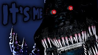 Five Nights At Freddy's 4 #7 NIGHTMARE