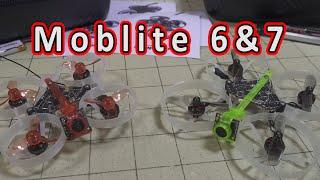 FPV Performance Tradeoffs // Happymodel Moblite6 Moblite7 ????