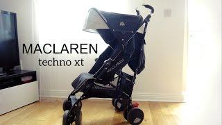 MACLAREN Techno xt   Recenzja   MammyDoriska
