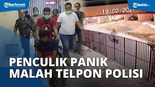 Panik karena Videonya Viral, Penculik Anak di Palembang Malah Telepon Polisi, Begini Pengakuannya