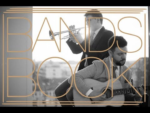 🥂🎶 Two Men Choir präsentiert von Bands-Book