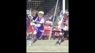 Ben Abladian 2021 Lacrosse Highlight Video Summer 2018