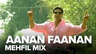 Aanan Faanan (Mehfil Mix)   Full Audio Song   - YouTube