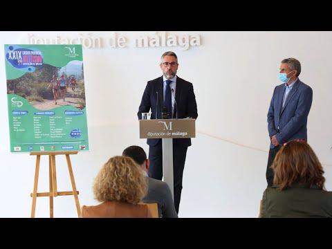 Presentación del Circuito Provincial de Atletismo Diputación de Málaga 2021