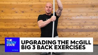 Big 3 Back Exercises