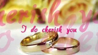 I do (Cherish you) Girl Version By: Zhiela M