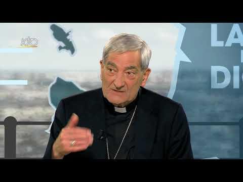 Mgr Christophe Dufour - diocèse d'Aix