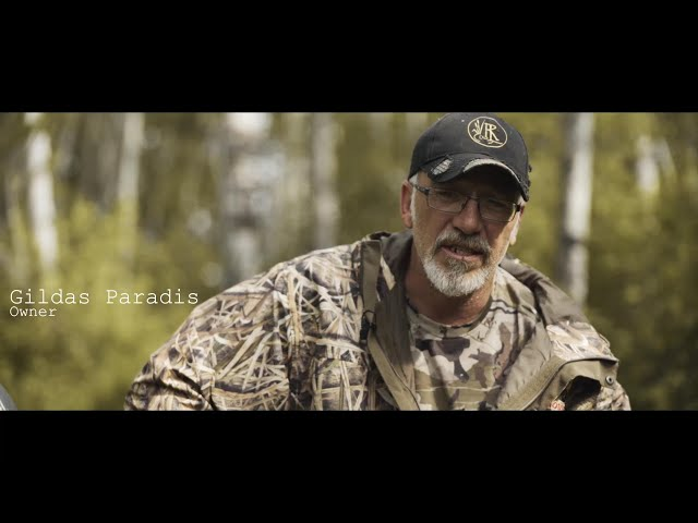 Riverside Lodge TV commercial