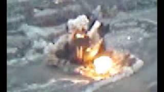 Взрыв на Центральном руднике Кировск