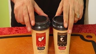 Sugar Free Sweet Tea / Gourmet Coffee To-Go – Food Review