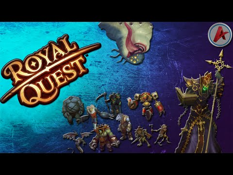 Royal Quest [GamePlay] (CZ,HD)