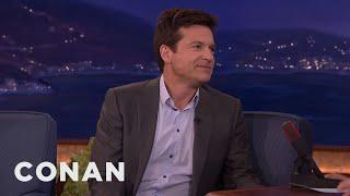 Jason Bateman's Secrets To Looking Incredible  - CONAN on TBS