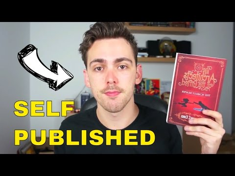 My Self Publishing Experience
