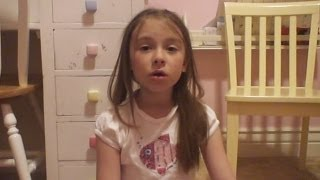 7 Year Old Anna Graceman Sings | You Knew Me | Disney Playlist