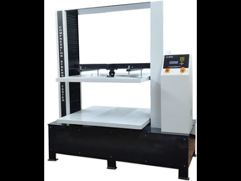 Fully Automatic Box Compression Tester