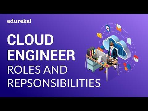 Cloud Engineer Roles and Responsibilities | Cloud Engineer Certification | Edureka