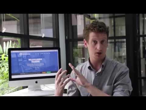 Interview with Web Developer Darren Moore - Firecreek Web ...