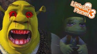 THE SHREKONING | LittleBIGPlanet 3 Gameplay (Playstation 4)