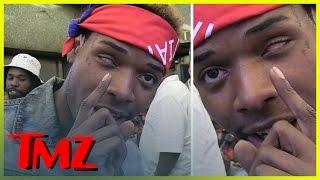 Fetty Wap -- '679' Rapper Explains How He Lost His Left Eye | TMZ